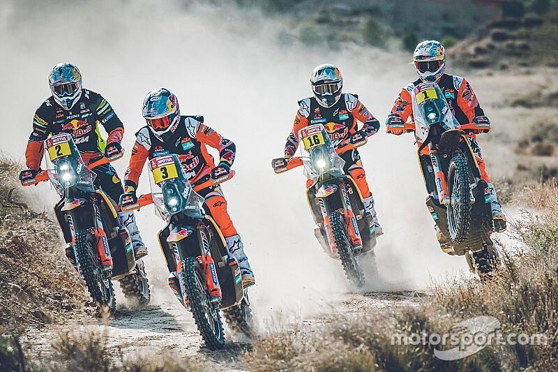 KTM, Honda y Yamaha, la batalla por una corona inexpugnable