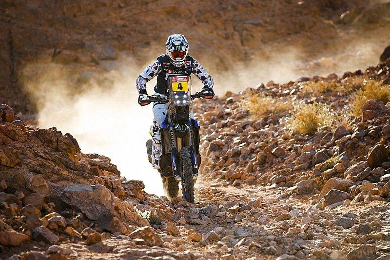 El Dakar se cobra su primer gran abandono