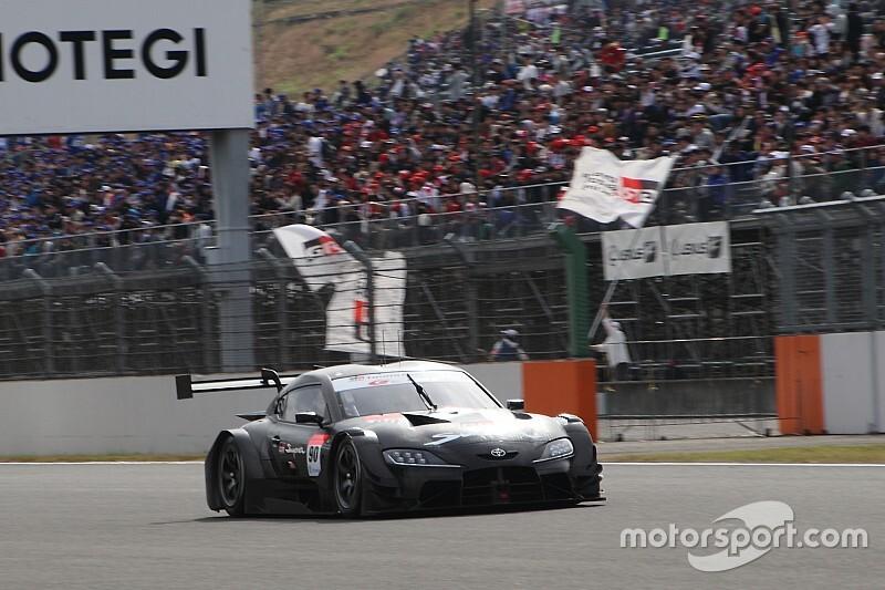 Kovalainen: New Supra doesn't have Lexus weak points