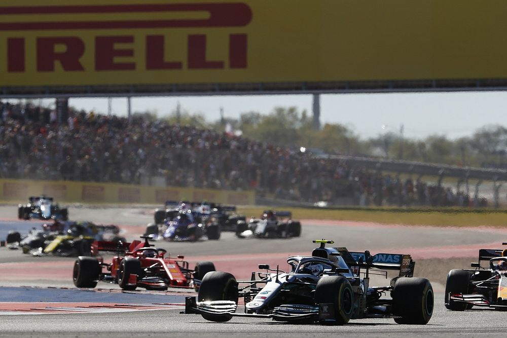 Brown keen to see US F1 double-header at COTA this year