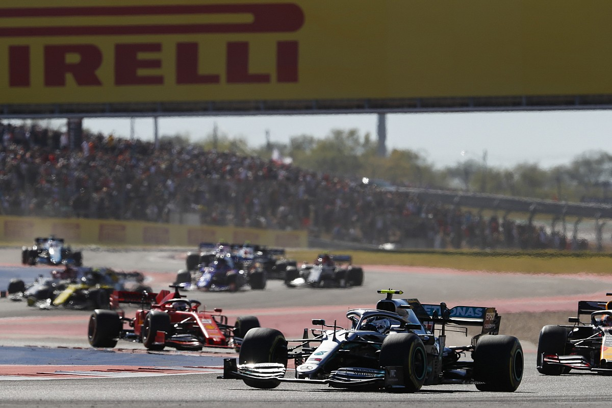The major political problem F1 still needs to solve