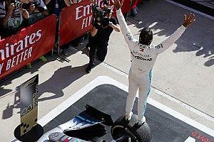 Хэмилтон стал шестикратным чемпионом мира, Боттас выиграл в Остине