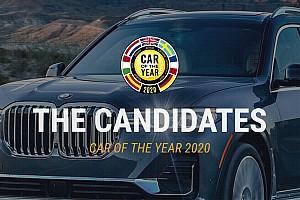 Auto dell'anno 2020, tutte le candidate