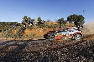 Tanak amenaza a los Hyundai en el Rally de Catalunya