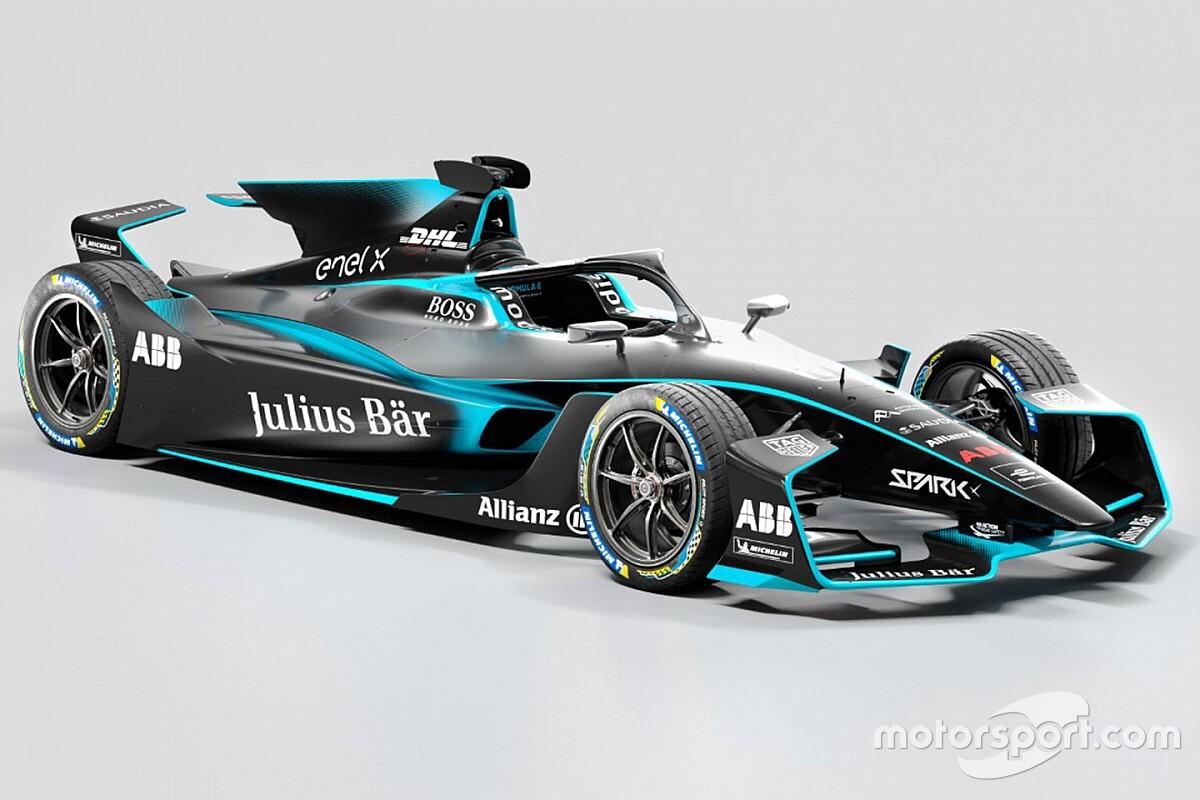Fórmula E revela imagens da atualização de carro de segunda geração