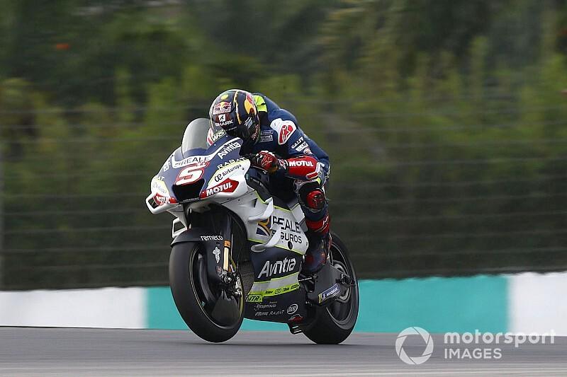 """Zarco: """"Mi estilo natural no se adapta a la Ducati por ahora"""""""