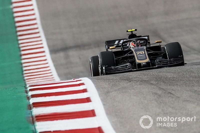A Haas feláldozta a délutánt az új első szárny miatt