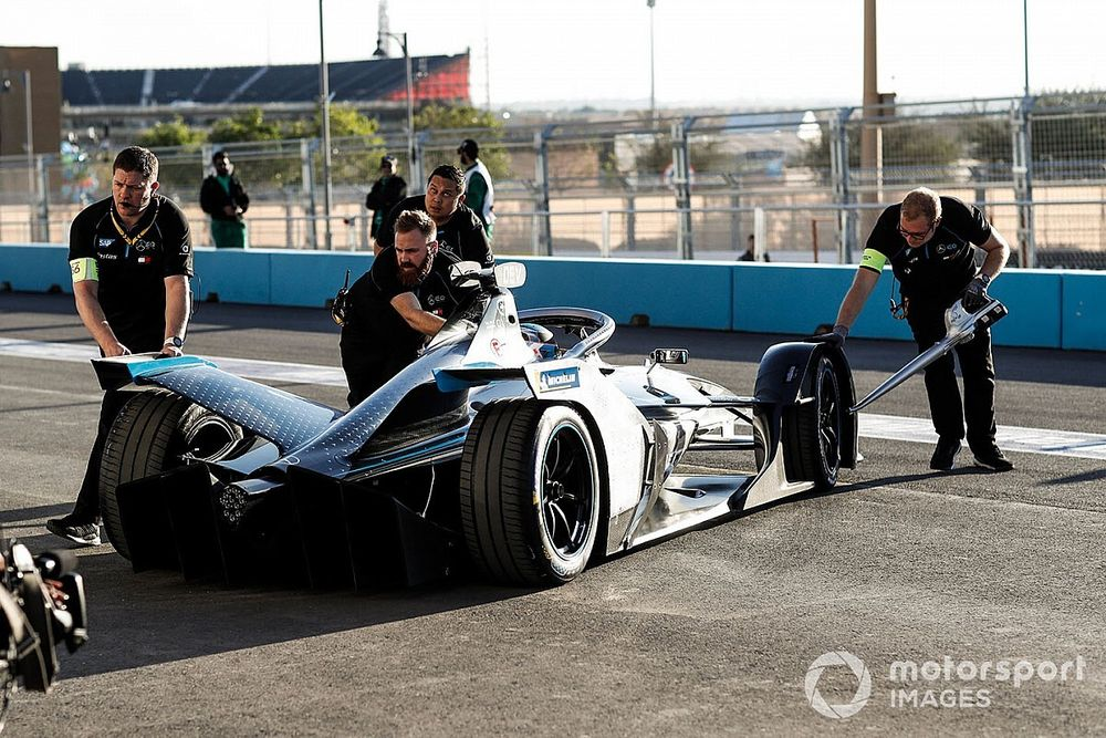 Formula E can supply F1 with drivers, engineers - Mercedes