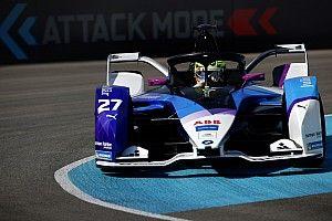 سيمز يتقدّم ثنائيّة بي ام دبليو في السباق الثاني الجنوني في الدرعيّة