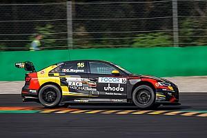 Magnus confermato in TCR Europe sull'Audi della Comtoyou-RACB