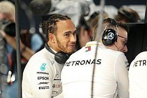 Hamilton szerint erőben nem bírt a Mercedes a riválisokkal