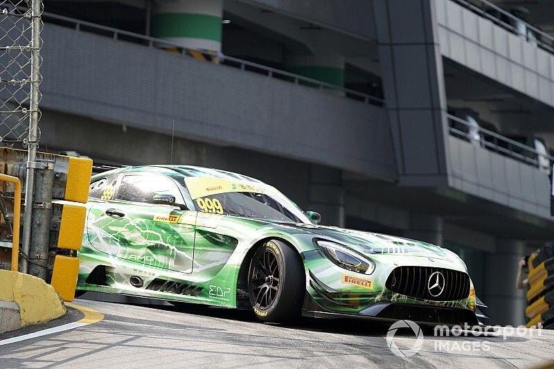 Macau, GT: Marciello trionfa nella Qualifying Race