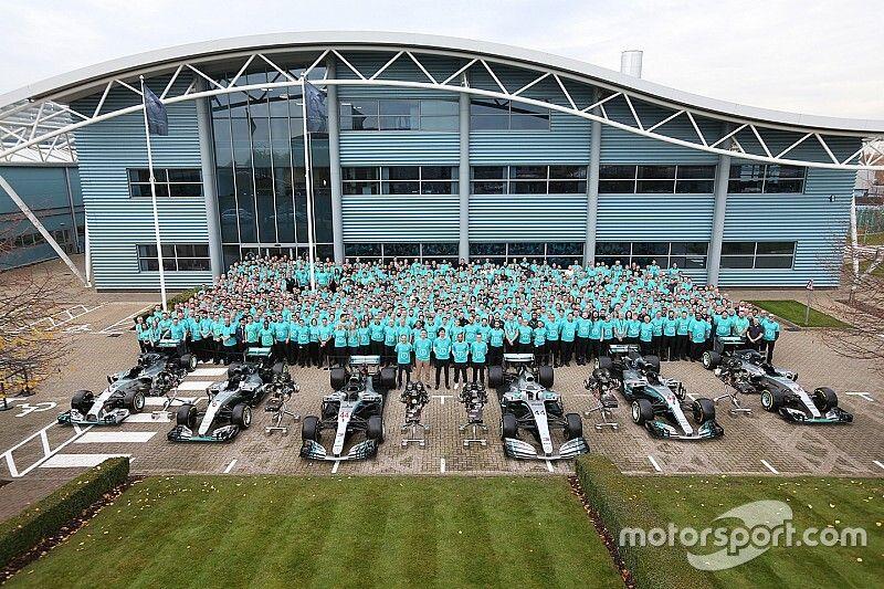 وولف: لا ضمانة لبقاء مرسيدس في الفورمولا واحد لما بعد 2021
