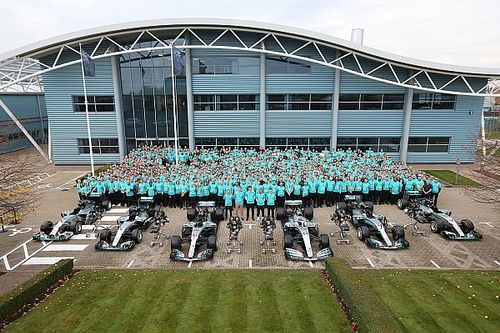 """Mercedes likely to stay in F1 after 2021, but """"not a given"""""""