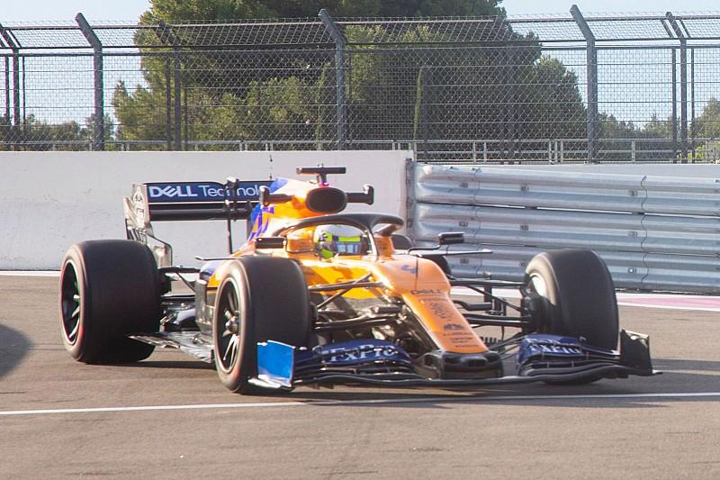 """Test Pirelli: al Ricard la McLaren completa due GP con le 18"""""""