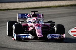 """Renault juge l'approche de Racing Point """"un peu inquiétante"""""""