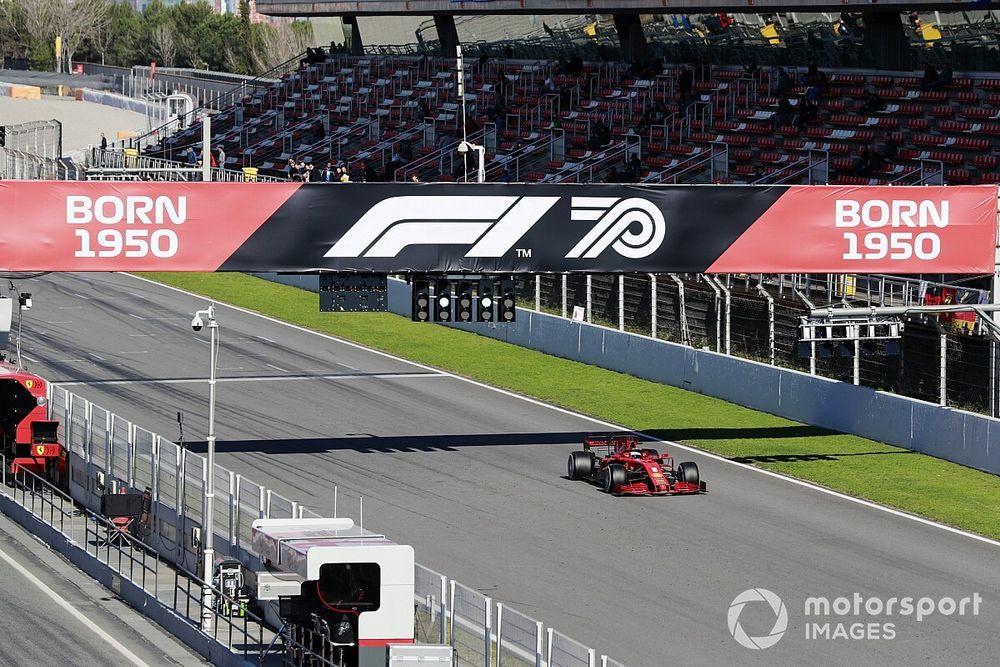 """Ferrari espera que perdas na F1 sejam """"de curta duração"""""""