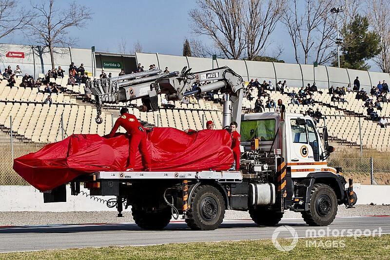 Ferrari zamknęło muzeum