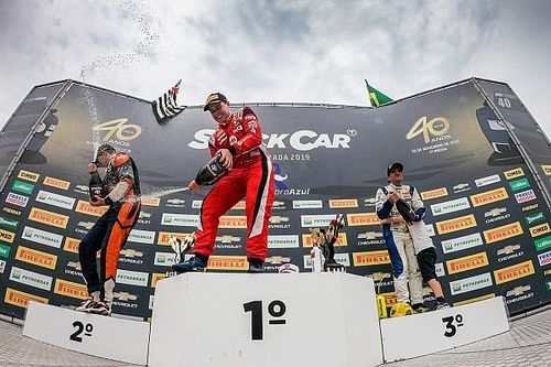 Velo Citta Brazilian Stock Car: Baptista scores first win