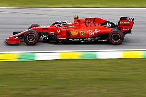 """Leclerc: """"Araç pole pozisyonunu alabilecek kadar hızlıydı"""""""