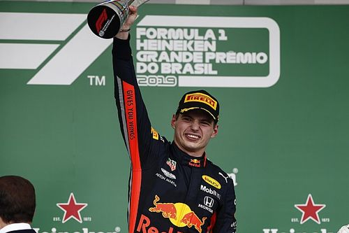 Verstappen vence GP do Brasil marcado por batida entre Ferraris
