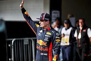 """Verstappen ironiza que para él lleva """"tres"""" poles en el año"""