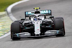 F1アブダビFP1速報:ボッタストップタイム発進。フェルスタッペンが2番手