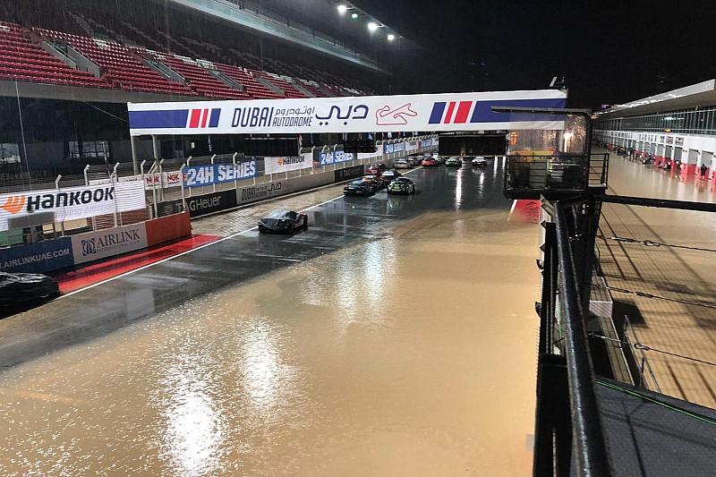 Wyścig 24H Dubai nie zostanie wznowiony