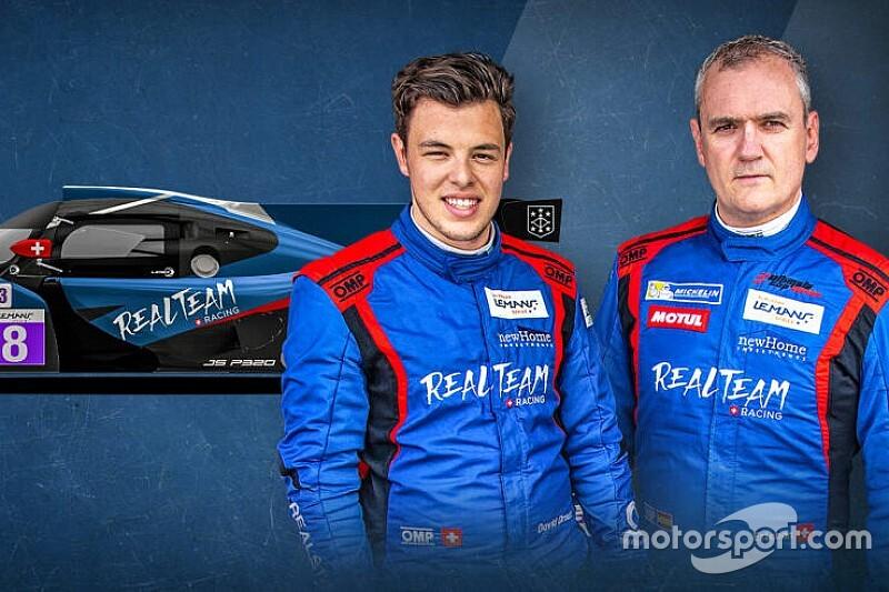 Le Realteam Racing vers une seconde saison ELMS avec David Droux et Esteban Garcia