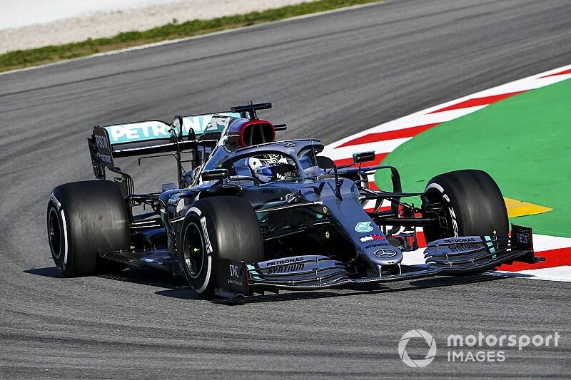 Bottas prijst Mercedes voor het vele werk in de simulator