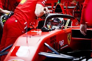 Így matricázta fel a Ferrari az új F1-es autóját (videó)