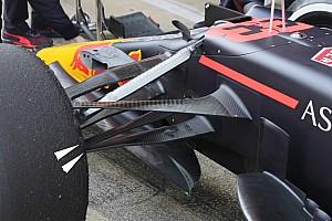 Red Bull RB16: la sospensione multilink c'è ma è sotto!