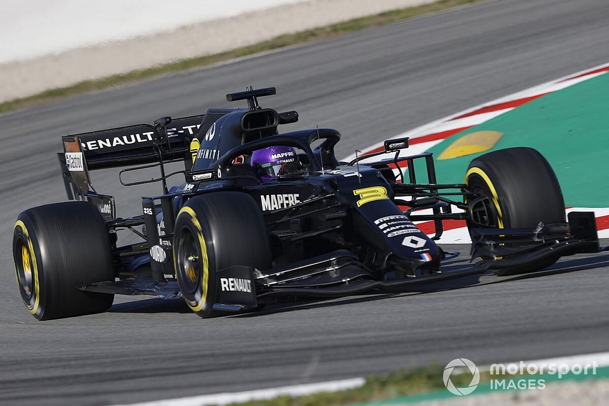 """Abiteboul: """"Ricciardo sarà coinvolto nello sviluppo dell'auto"""""""