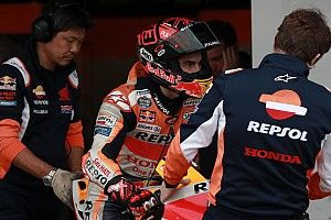 Marquez: Surgery recovery harder than last year