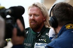 Nicki Thiim intègre les équipages d'Aston Martin au Mans