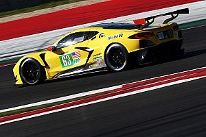 "Rockenfeller fears ""tough"" Austin race for Corvette"