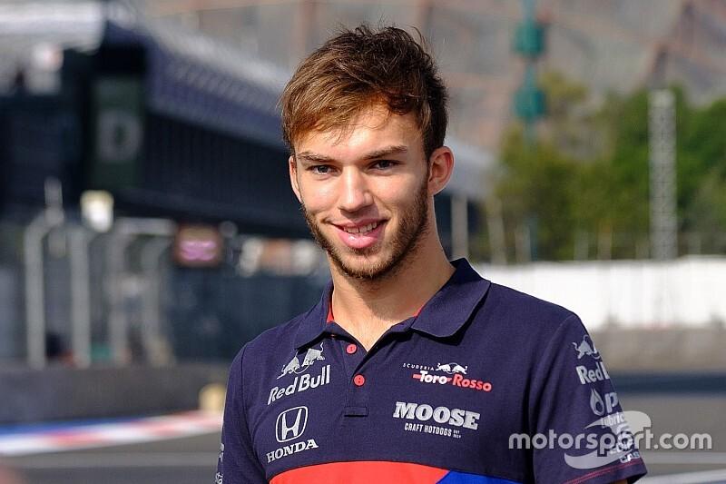 Gasly szerint a Toro Rosso nem jobb, és ő sem felejtett el vezetni