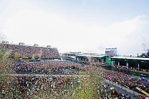 Por quinto año consecutivo, México es el mejor evento de F1