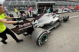 Mercedes nie był pewny strategii