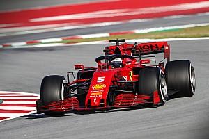 "Vettel legt vinger op zere plek: ""Auto is te draggy"""