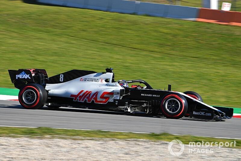Грожан: Haas останется в Ф1 даже без Хааса