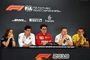 Az F1-es csapatok nem írják alá az új Concorde megállapodást, amíg véget nem ér a járvány