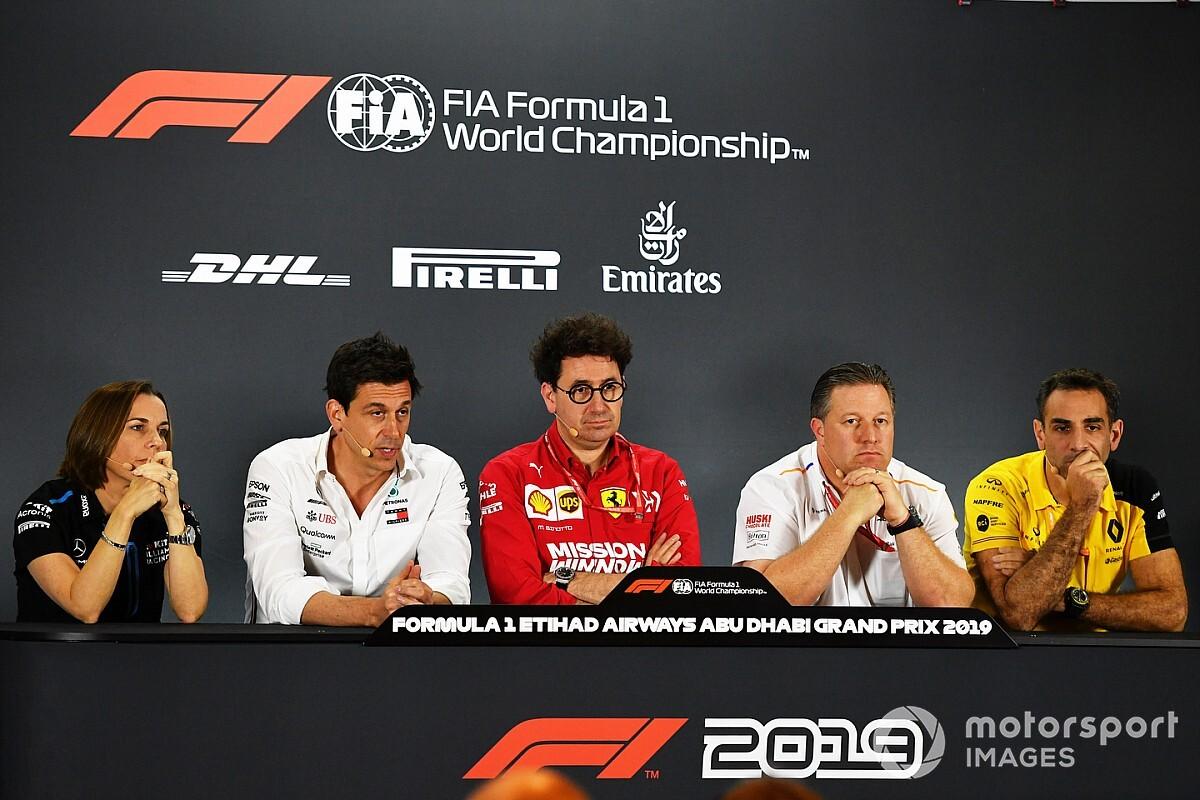 Brown szerint az F1-es ügyfélautókat ingyen kellene adniuk a nagyobb csapatokat