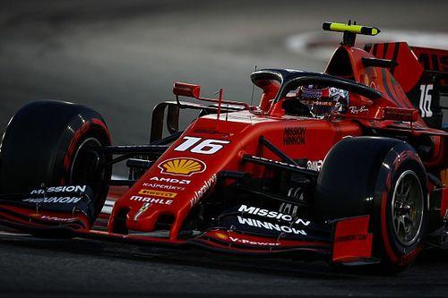 """Leclerc baalt van nieuwe Ferrari-misser: """"Mag ons niet overkomen"""""""