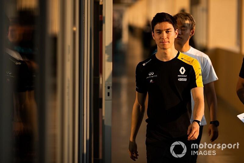 Aitken lascia la Renault e il ruolo da development driver