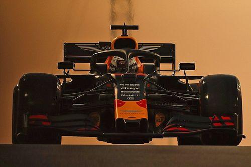 Hakkinen, Red Bull Racing'i övdü