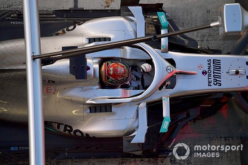 """A Mercedes már """"rég"""" elkészült a 2020-as F1-es autójával? (frissítve)"""