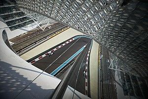 Abu Dhabi GP: The race as it happened