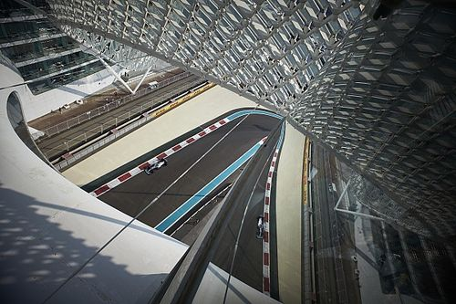 Abu Dhabi GP: The race as it happened