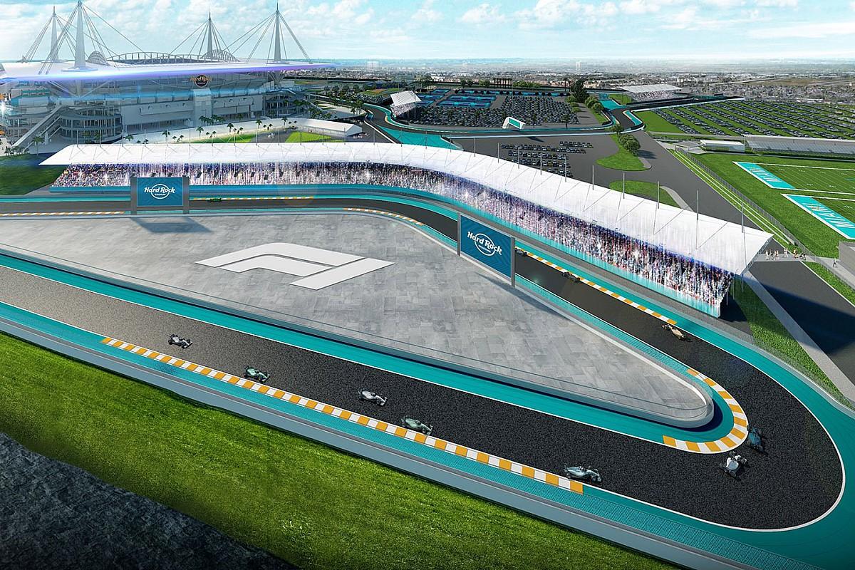 2021-től jöhet a Miami Nagydíj az F1-ben: itt a pálya!